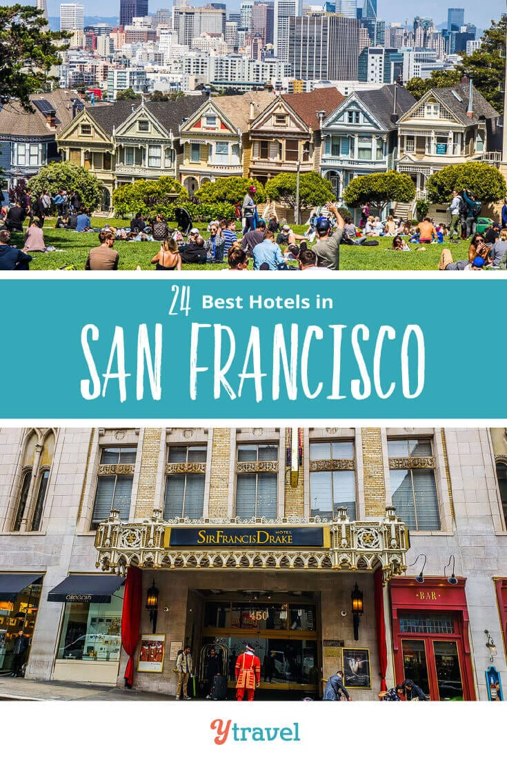 Planning to visit San Francisco? Check out this San Francisco Hotels Guide about 24 of the best hotels in San Francisco from budget to luxury in the most popular San Francisco neighborhoods. Don't take a San Francisco vacation before reading these San Francisco travel tips.