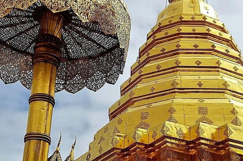 Wat Phra That Doi Suthep Buddhist temple
