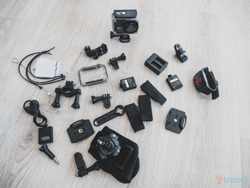 AKASO PRO action camera review