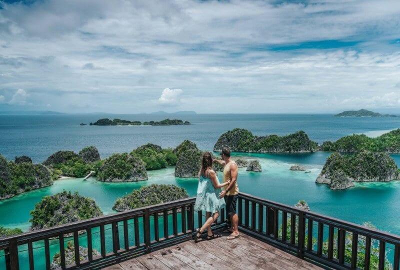 Asie Indonésie Raja Ampat fam îles O & M-01473
