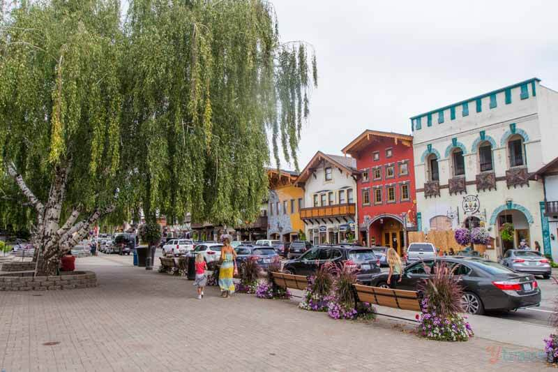 Leavenworth Washington cool places to visit usa