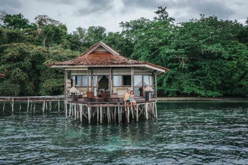 Papua Paradise Eco Resort raja ampat