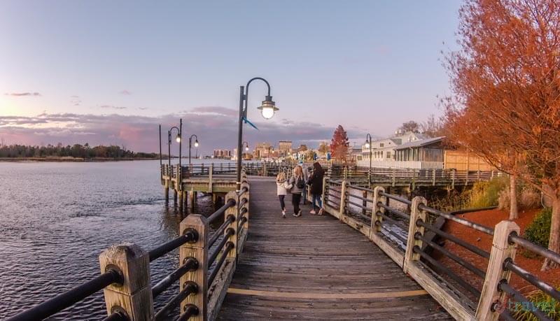 Wilmington riverfront AKASO V50 Pro (2)