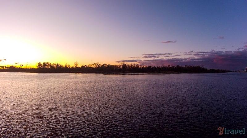Wilmington riverfront AKASO V50 Pro (3)