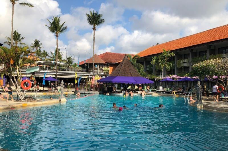 Bali Dynasty Resort - Where to stay in Bali with kids!