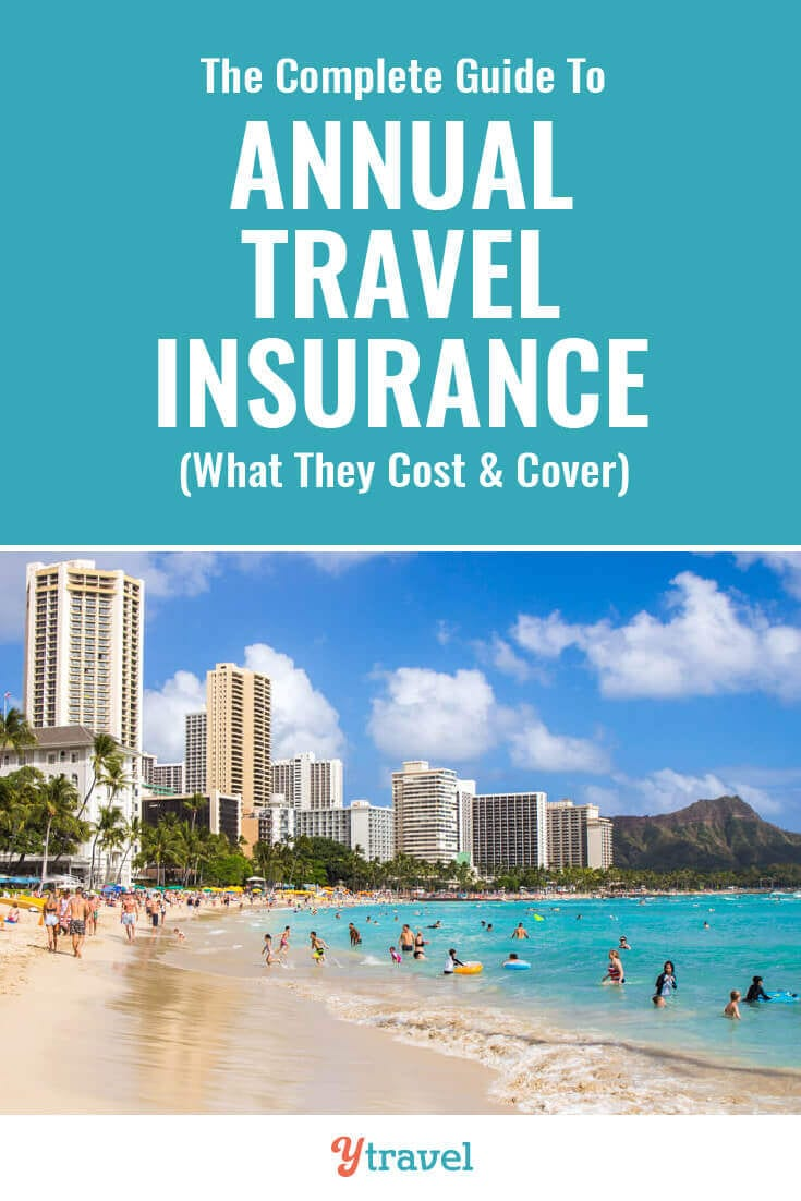 Planning a vacation and looking for travel insurance? Check out this guide on annual travel insurance for frequent travelers and business travel. Learn baout what it covers, the costs, and who it is good for. Plus a comparisson on annual insurance plans vs single trip insurance plans.