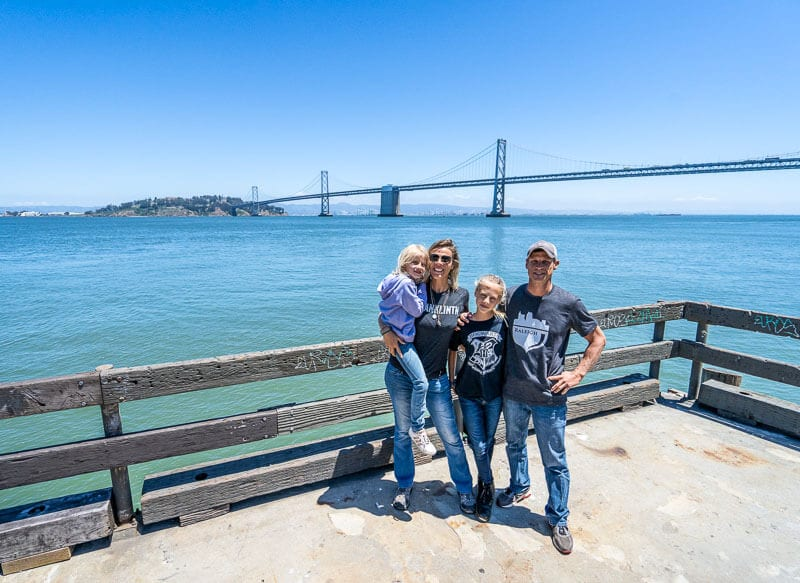 Exploring San Francisco with piece of mind with our annual travel insurance policy