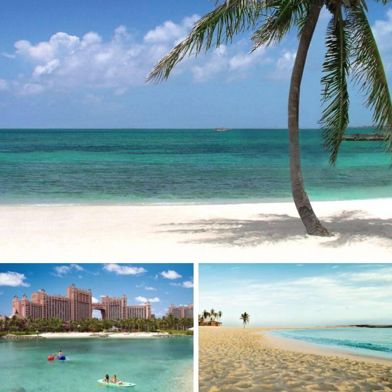Atlantis Resort Beaches