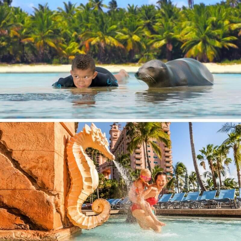 The Atlantis Hotel Bahamas