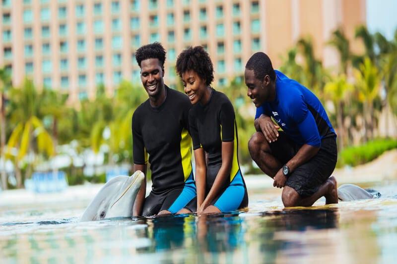 The Atlantis Paradise Island Resort, Bahamas