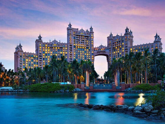 The Atlantis Paradise Island Resort, Bahamas