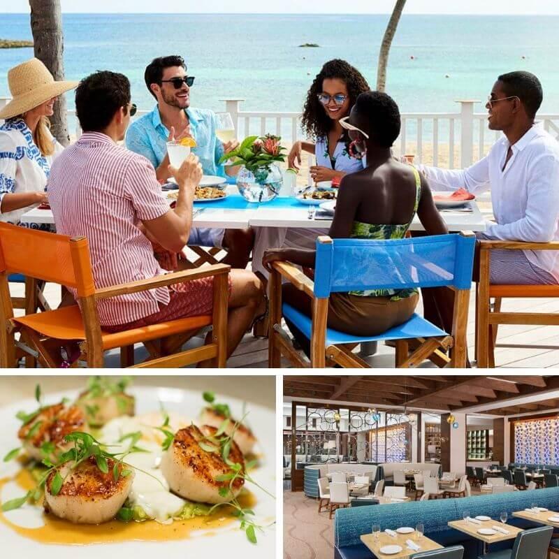 Dining at ATlantis Resort