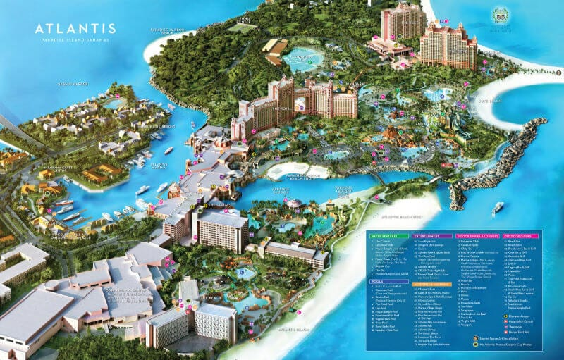 The Atlantis Resort, Bahamas