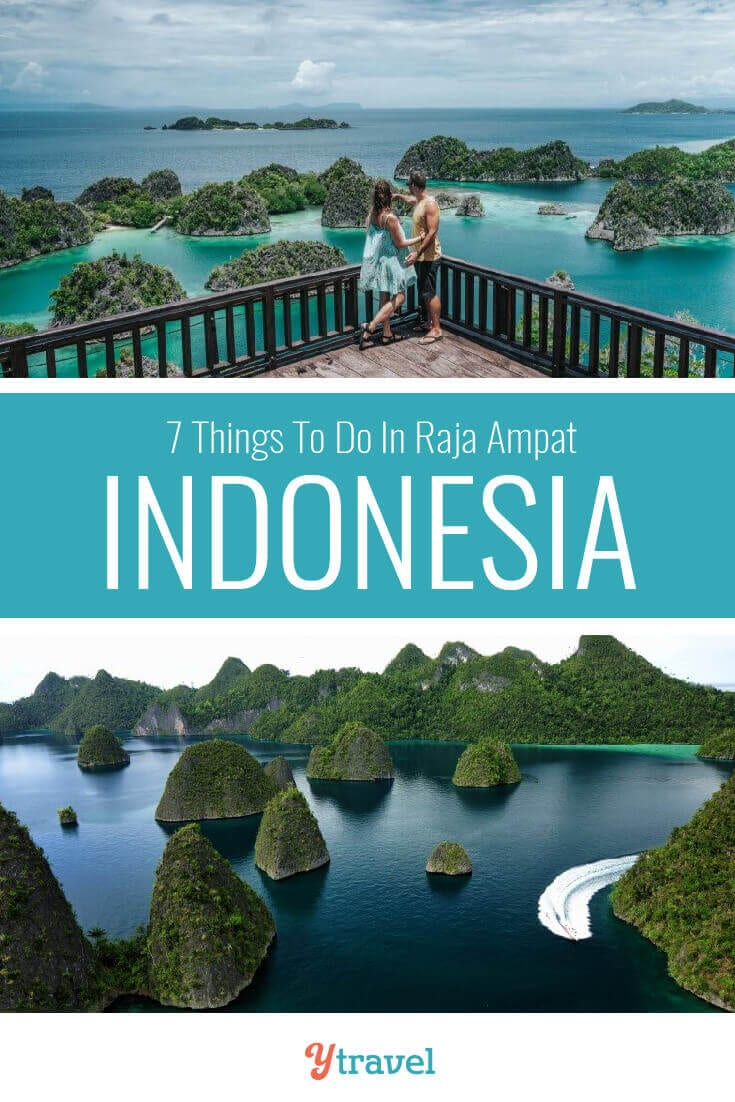 Dreaming of visiting Indonesia? Here are 7 incredible reasons to put Raja Ampat on your Indonesia travel plans and your Asia bucket list, including advice on how to get there and tips on where to stay! Don't visit Asia before reading about this Asia destination.