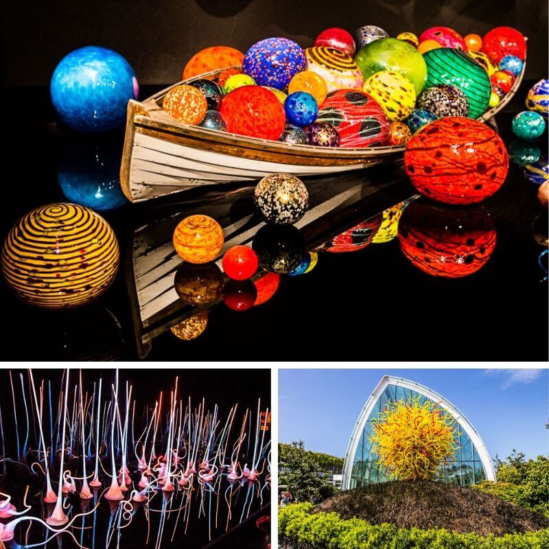 Chihuly Garden & Glass Museum