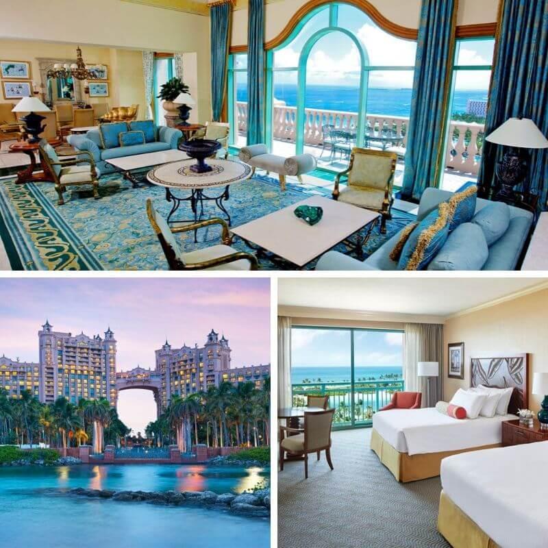 The Royal: Majestic and Iconic Accommodation at the Atlantis Paradise Island Bahamas