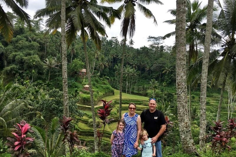Where to stay in Bali with kids!