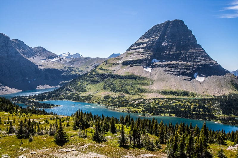 Hidden Lake, Logan Pass, Glacier National Park things to do