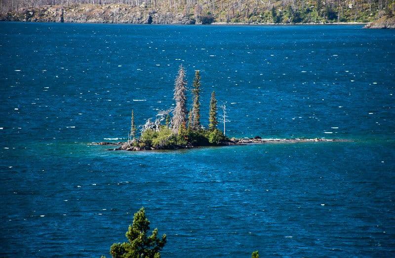 Wildgoose Island, Glacier National Park, Montana