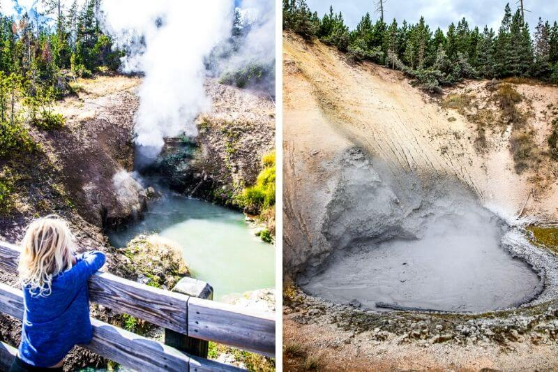 Mud Volcanos