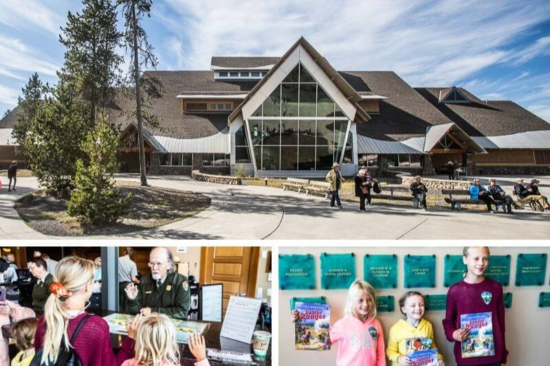 Yellowstone Visitor center