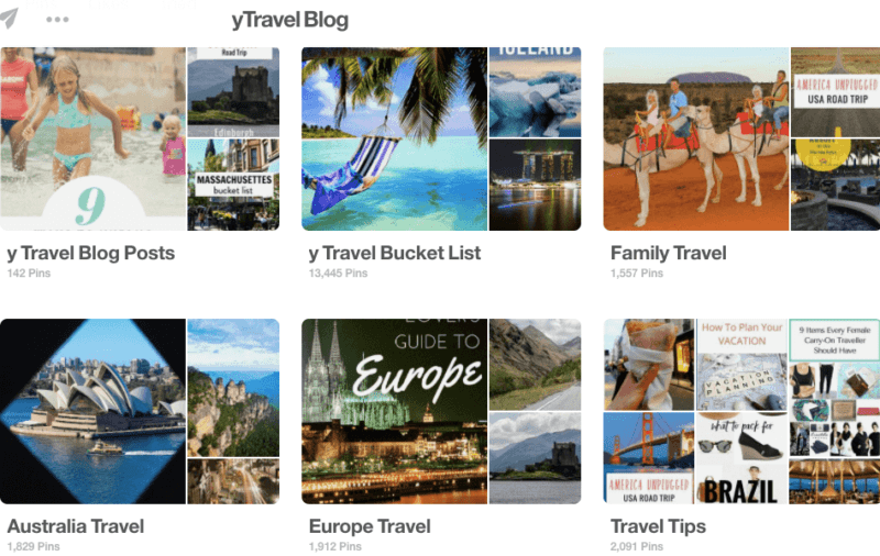 "<a href=""https://www.ytravelblog.com/tailwind-app-for-pinterest-marketing/"">Tailwind for Pinterest – we have one of the biggest Pinterest accounts in the world and it has become a major part of our blogging business.</a>"