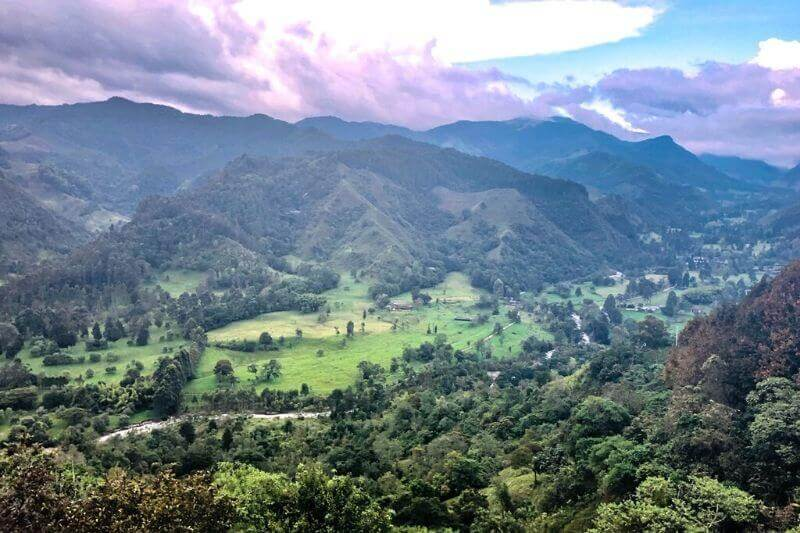 Salento Mirador, Colombia