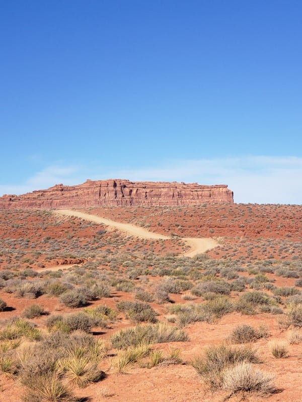 Valley of the Gods scenic drive Utah (1)