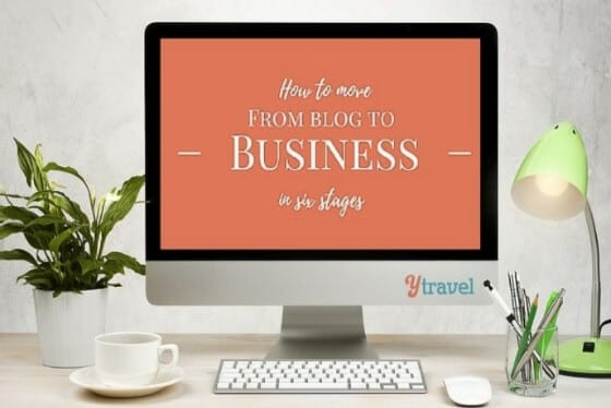 "<a href=""https://www.ytravelblog.com/blog-to-business/"">How to Move from Blog to Business</a>"