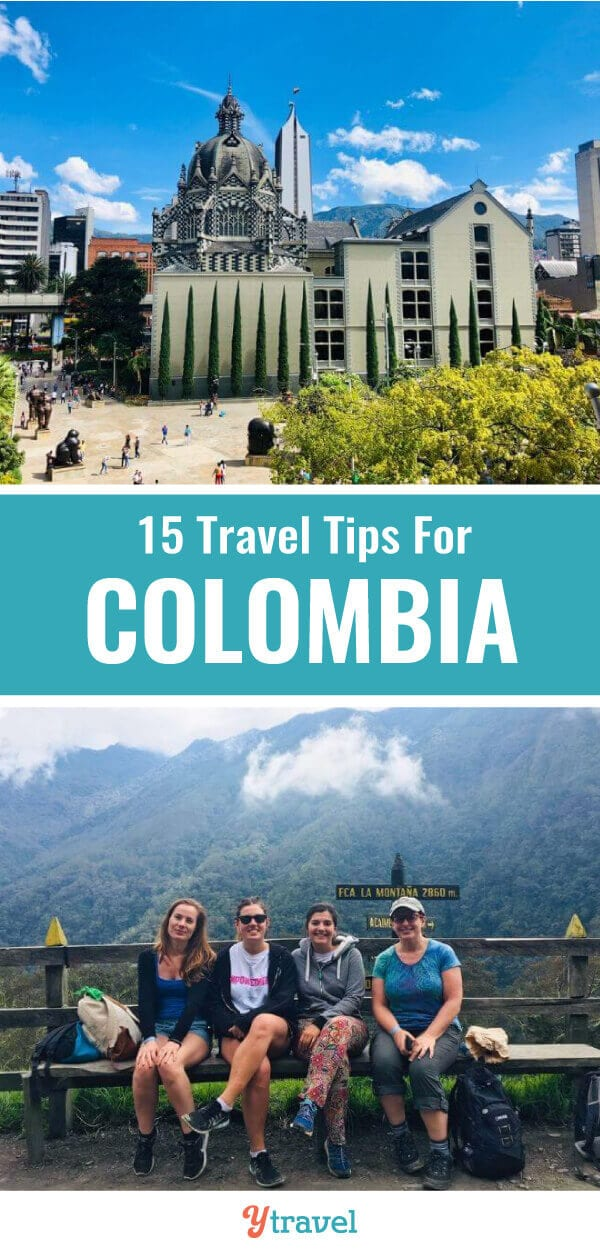 Planning to visit Colombia? Check out these Colombia travel tips about how to stay safe in Colombia, and why a group tours of Colomia may not be the best way to explore vs, doing a solo trip. | Colombia tips | South America | Colombia vacation.