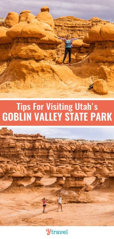 Envisagez-vous de visiter l'Utah lors d'un road trip dans l'Utah? Ne manquez pas le Goblin Valley State Park, un paysage unique et intéressant. Oui, c'est éloigné, mais ça vaut le coup si vous avez le temps. Voici des conseils sur ce qu'il faut faire, comment s'y rendre et où séjourner!