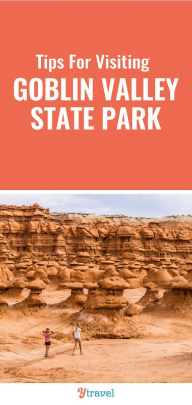 Planning a Utah road trip? Don't miss Goblin Valley State Park, such a unique and interesting landscape. Yeah it's remote, but worth it if you have the time. Here are tips on what to do, how to get there, and where to stay!