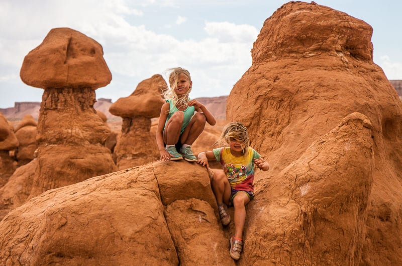 Goblin Valley State Park, Utah fun things to do in Utah with kids