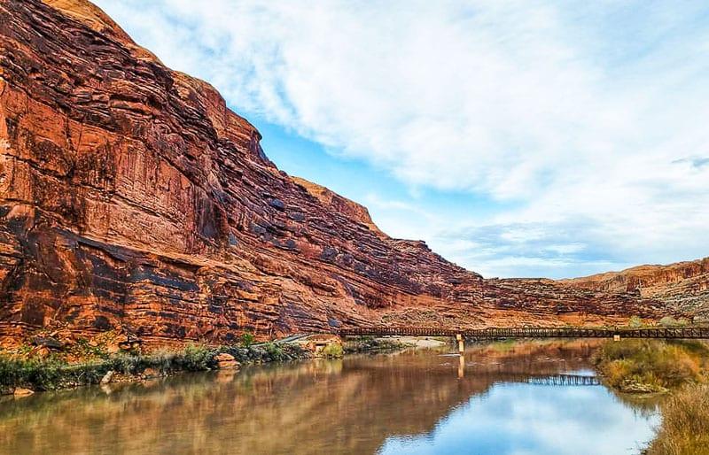 Promenade panoramique de Moab