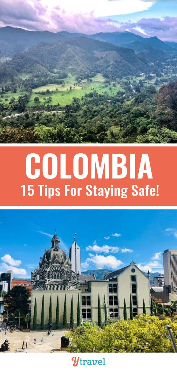 Planning a trip to Colombia? Check out these Colombia travel tips about how to stay safe in Colombia, and group travel vs. solo trip to Colombia. | South America | Colombia vacation | travel tips | solo travel.