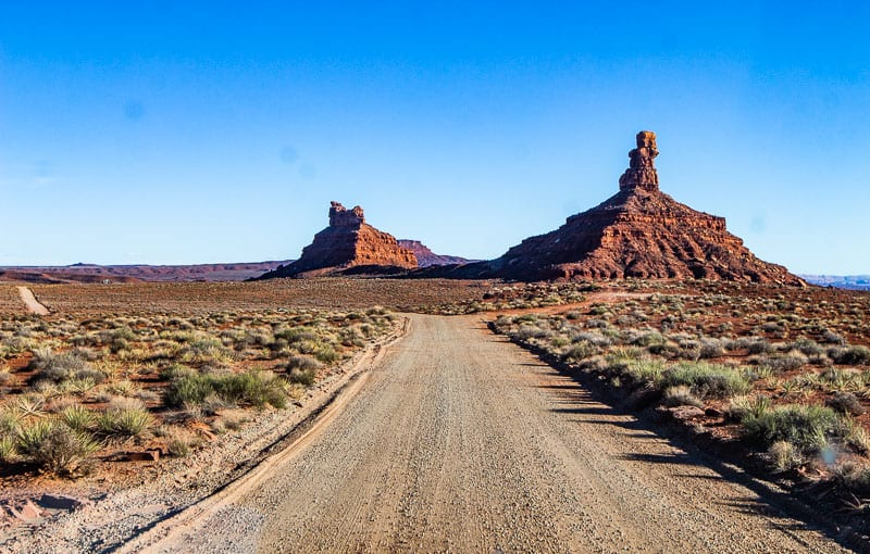 Valley of the Gods, Utah