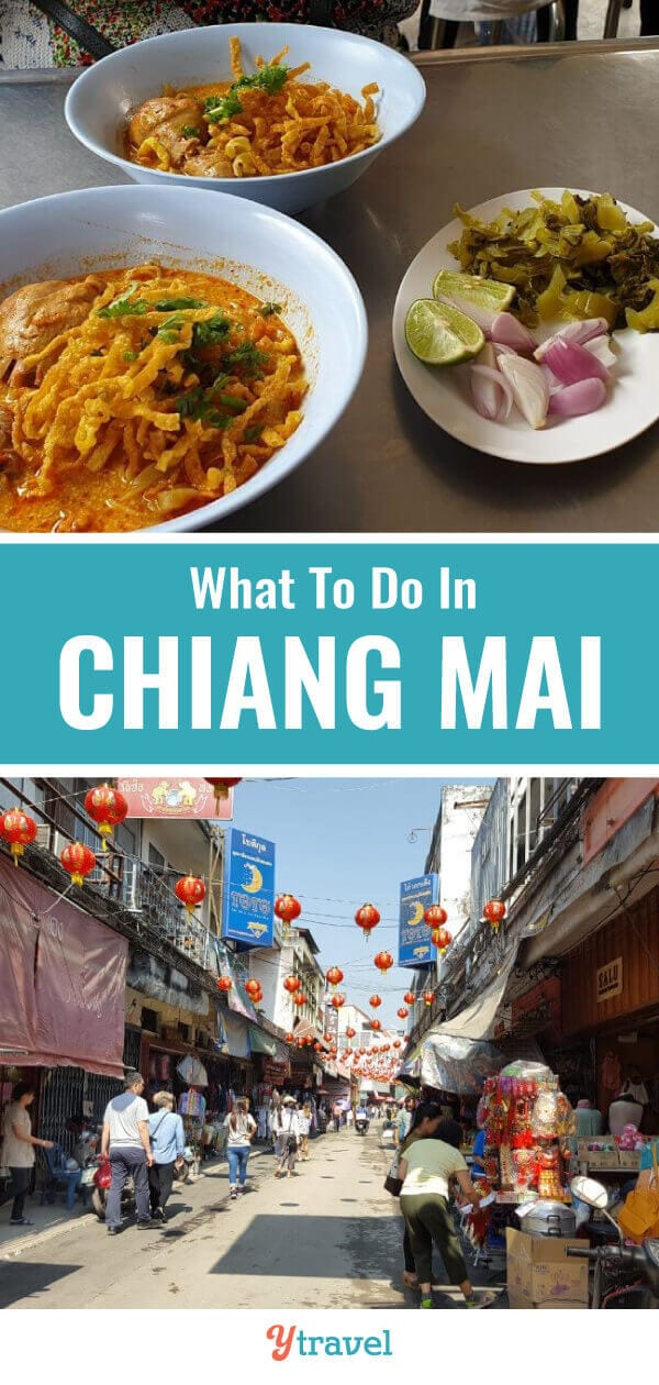 Planning to visit Chinag Mai? If you don't know what to do in Chiang Mai inside are some great travel tips from someone who has been living in Chiang Mai. Get tips on where to stay, where to eat, things to see and more. | Thailand Travel | Southeast Asia | SEAsia | Asia Travel Tips | Asia Trip.