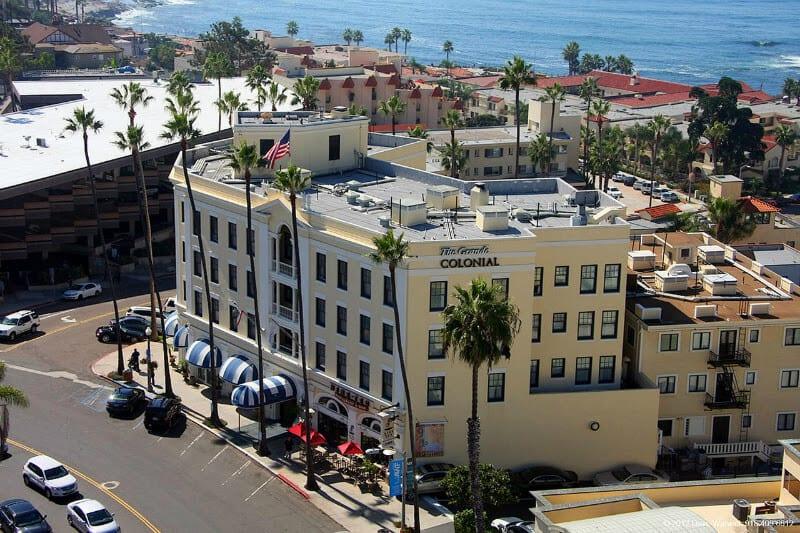 Grande Colonial La Jolla, San Diego