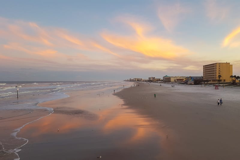 Daytona Beach places to visit in Florida