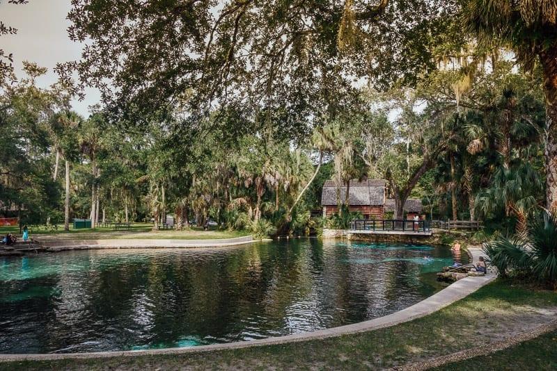 Ocala National Forest - family vacation Florida