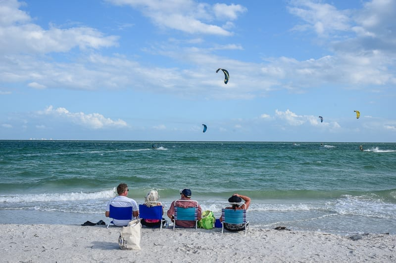 Sanibel Island - best vacation for couples in Florida