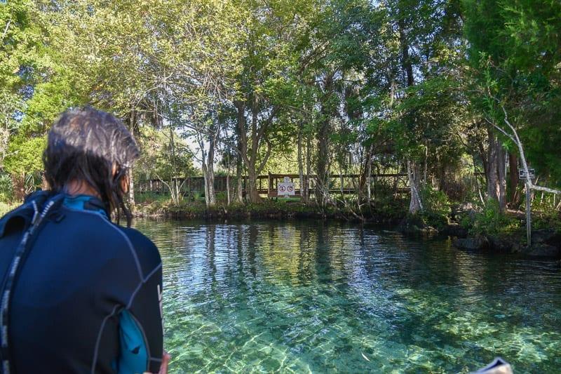Crystal River - fantastic family vacation spot in Florida