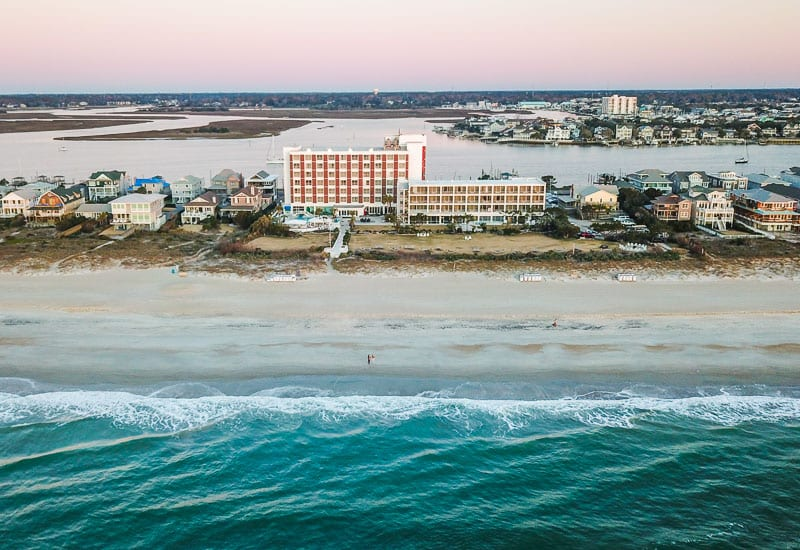 The Blockade Runner Beach Resort