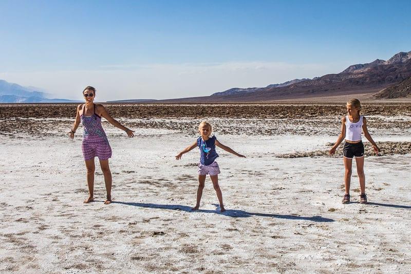 Death Valley National Park California