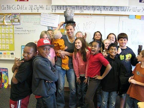 Teaching in the usa participate