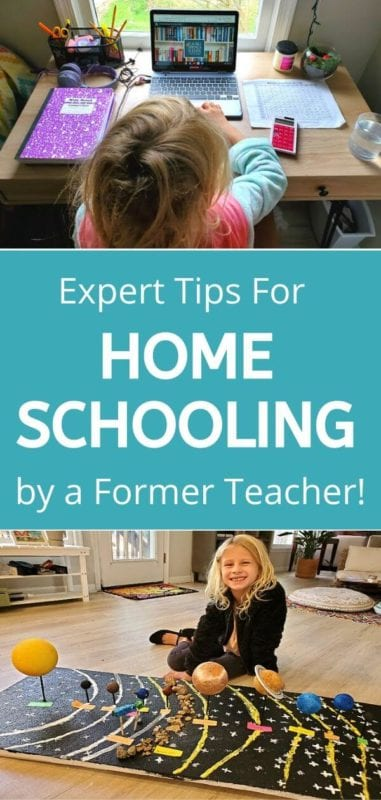 Need homeschooling tips? Check out these expert homeschool tips from a former elementary school teacher of 15 years who has been homeschooling her kids for the past 6 years. Parent's, you can do this!