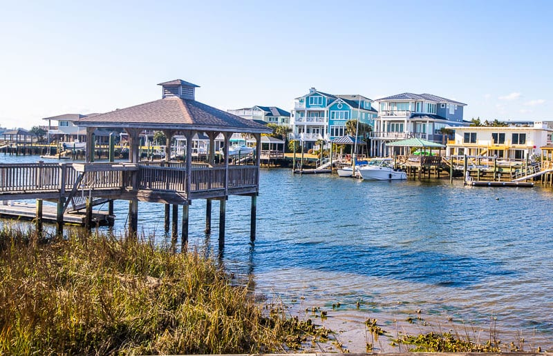 Harbor Island Wrightsville Beach, North Carolina
