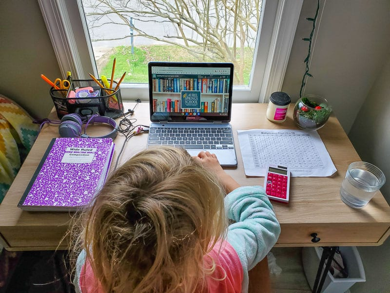 tips for working from home with kids