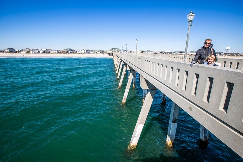 Johnny Mercers Pier, Wrightsville Beach