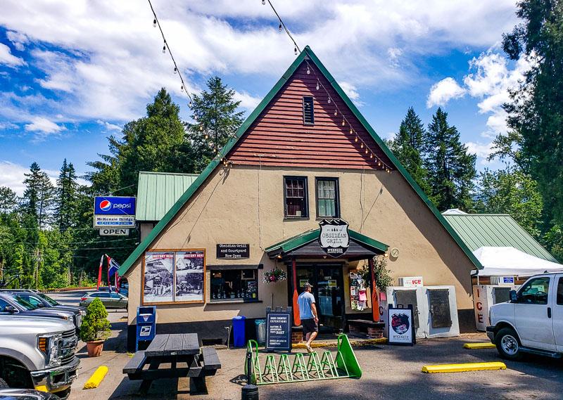 McKenzie Bridge General Store, Oregon